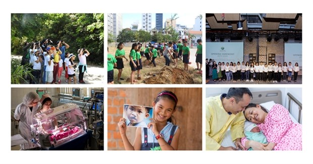 UpRace raises 129,100 USD for charity, scholarships hinh anh 1