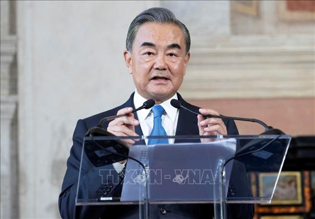 China's Foreign Minister pays official visit to Thailand hinh anh 1