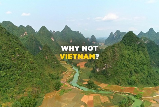 """CNN releases """"Why not Vietnam"""" video to promote Vietnam's tourism hinh anh 1"""