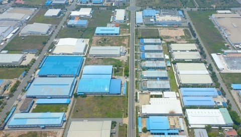 Binh Duong industrial parks prepare for growing FDI flows hinh anh 1