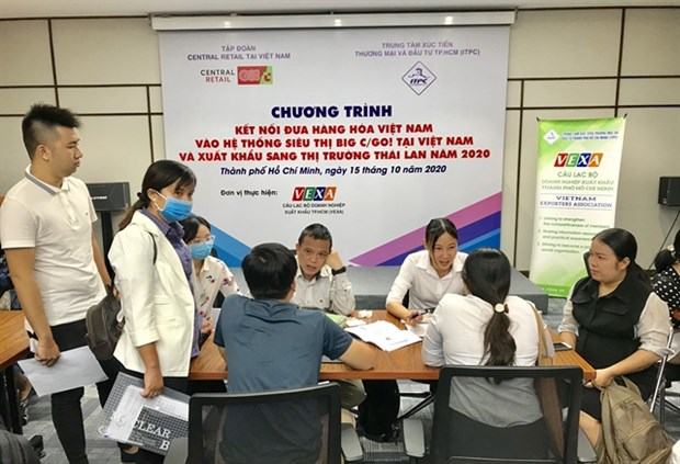 Exporters told how to conquer Thai market hinh anh 1