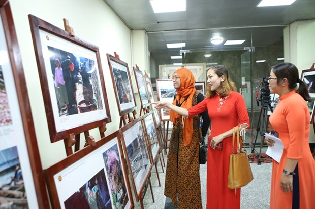 Exhibition featuring beauty of ASEAN nations and people to open in Lam Dong hinh anh 1