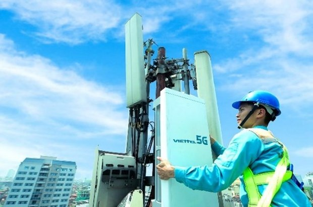Vietnamese tech firms export more 5G devices hinh anh 1