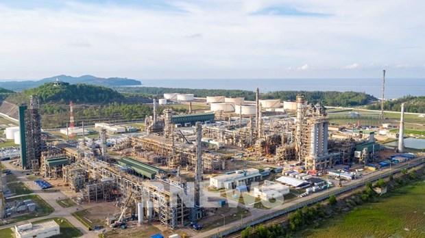 Binh Son Refining and Petrochemical JSC reports Q3 profits hinh anh 1