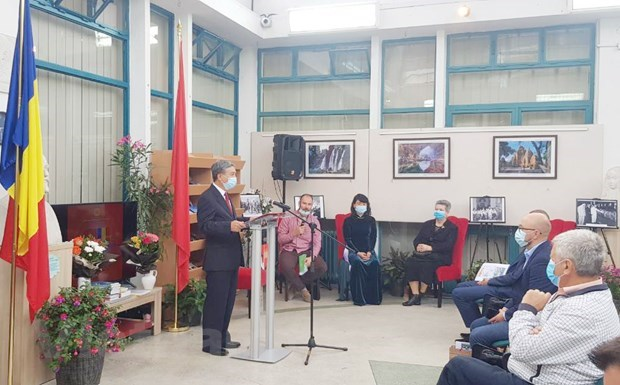 Embassy seeks to enhance Vietnam-Romania economic, cultural links hinh anh 1