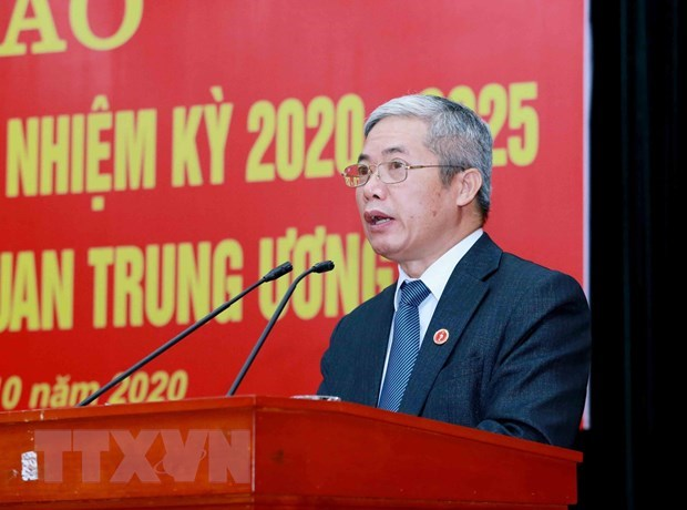 300 delegates to attend 13th Party Congress of Central Agencies' Bloc hinh anh 1