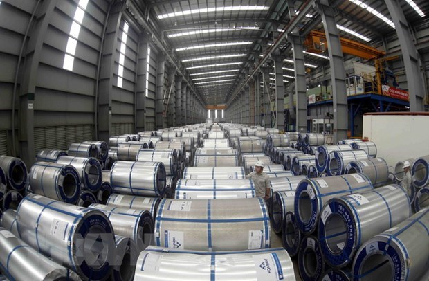 Canada may not slap anti-dumping taxes on Vietnamese corrosion-resistant steel hinh anh 1
