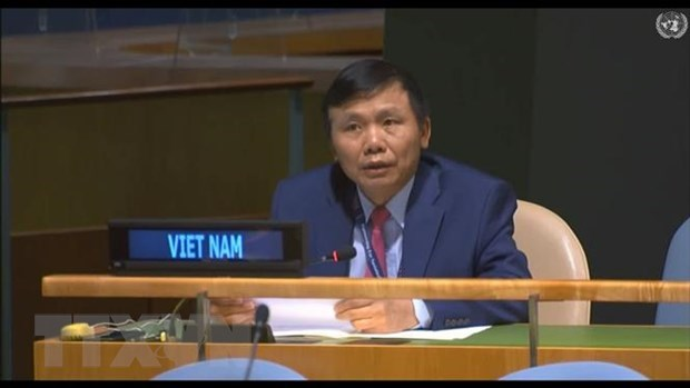 Vietnam urges parties in Central Africa to respect peace agreement hinh anh 1