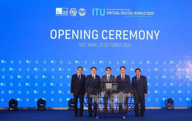 Vietnam co-organises ITU Virtual Digital World 2020 hinh anh 1