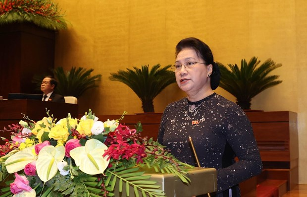 NA Chairwoman urges measures to boost socio-economic development hinh anh 1
