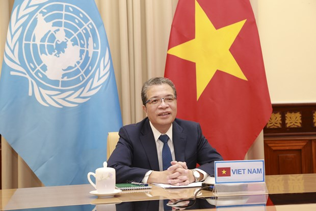 Vietnam backs facilitation of dialogue, cooperation in Persian Gulf: Official hinh anh 1