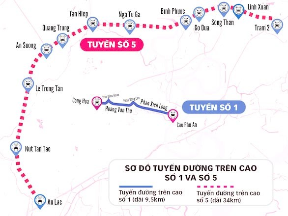 More overhead roads needed to ease traffic congestion hinh anh 1