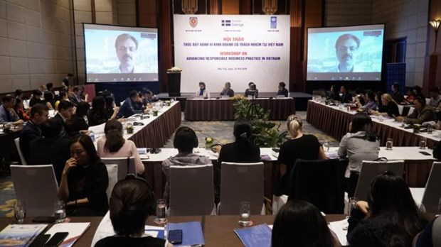 Vietnam urged to promote responsible business practice hinh anh 1