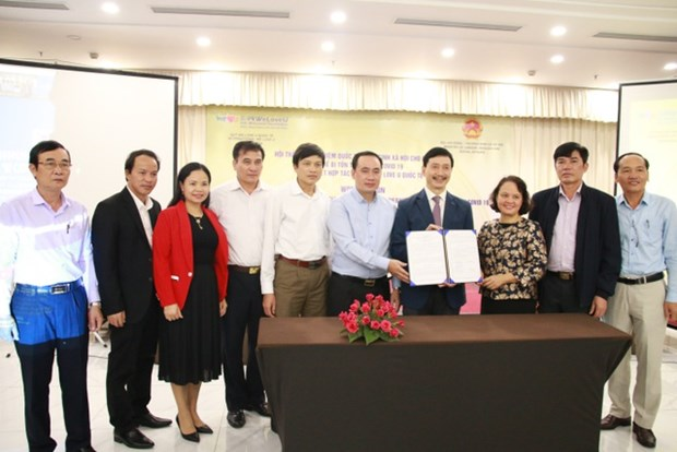 Workshop talks social security for pandemic-hit vulnerable hinh anh 1