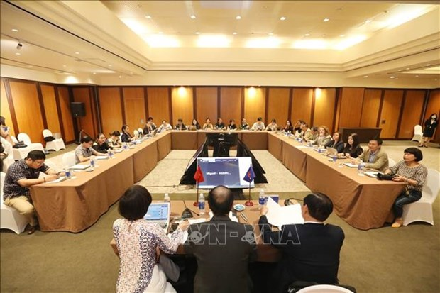 ASEAN meeting promotes inclusive entrepreneurship for people with disabilities hinh anh 1