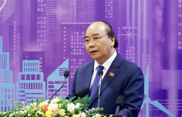 Developing smart cities one of key tasks in national digital transformation: PM hinh anh 1