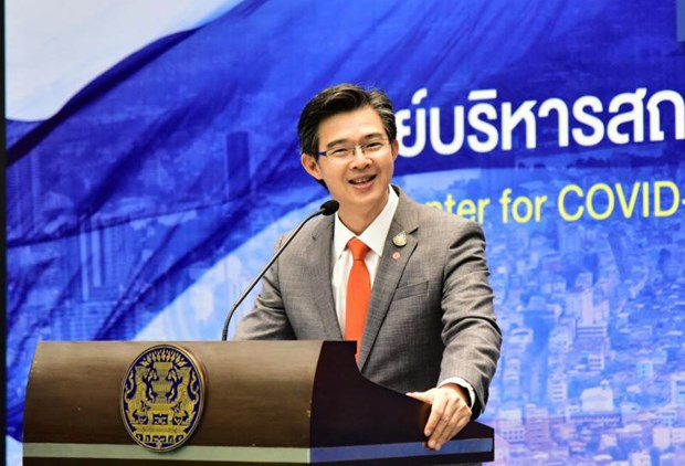 Thailand to extend emergency state for one month hinh anh 1
