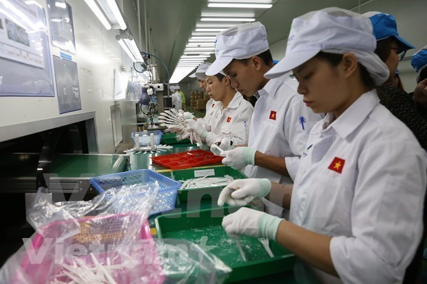 Binh Duong IPs attracts over 840 million USD of FDI in nine months hinh anh 1