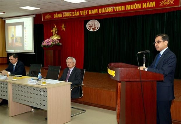 Vietnam, India share communication experience amid COVID-19 hinh anh 1