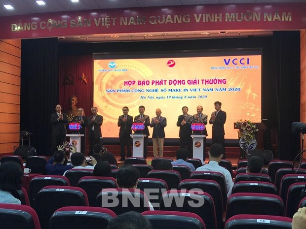 Make-in-Vietnam digital product awards receive 239 entries hinh anh 1