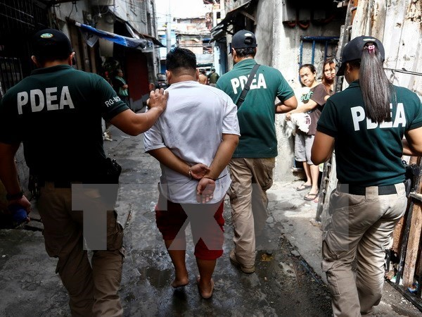 Number of drug users in Philippines decreases sharply after three years hinh anh 1