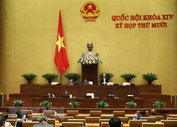 Lawmakers to scrutinise two draft laws on October 23 hinh anh 1