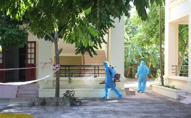Vietnam reports no new COVID-19 cases on October 23 hinh anh 1