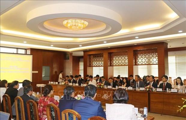 RoK enterprises seek investment opportunities in Khanh Hoa hinh anh 1
