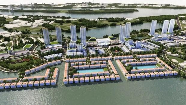 Sumitomo chooses five Japanese partners to build Hanoi smart city hinh anh 1