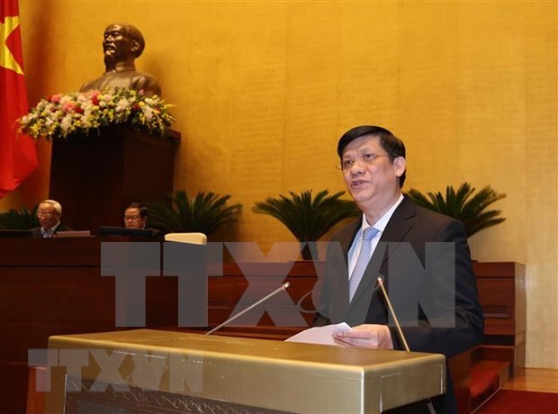 Legislators discuss access to information about HIV/AIDS patients hinh anh 1