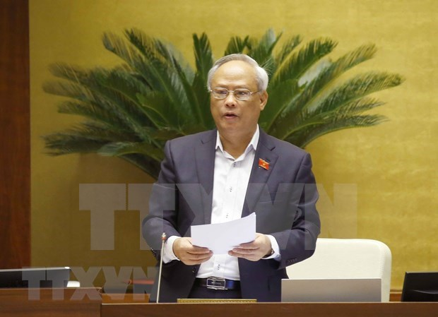 Lawmakers debate bills on HIV/AIDS control, Vietnamese guest workers hinh anh 1