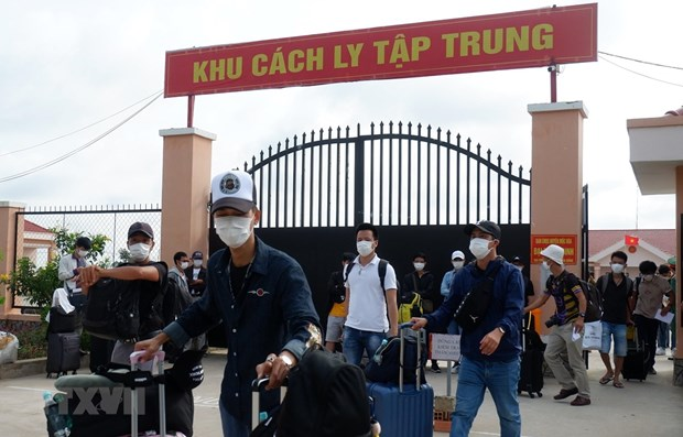 No new COVID-19 cases to report on Oct. 24 morning hinh anh 1