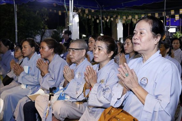 Laos: Requiem held for people killed in flooding in central Vietnam hinh anh 1