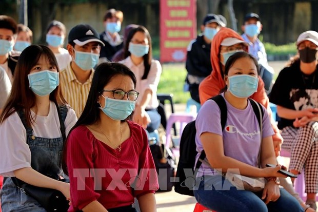 Vietnam has no new COVID-19 cases on October 26 morning hinh anh 1