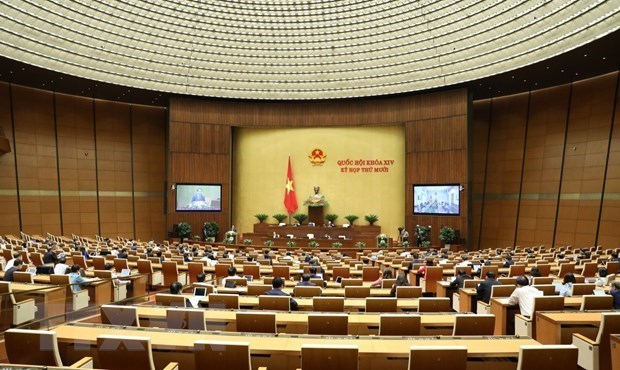 Lawmakers join online discussions on crime, corruption fight on October 26 hinh anh 1
