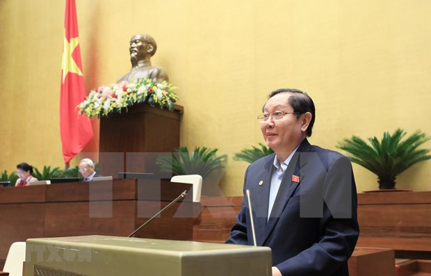 HCM City's urban administration model discussed at NA's 10th sitting hinh anh 1