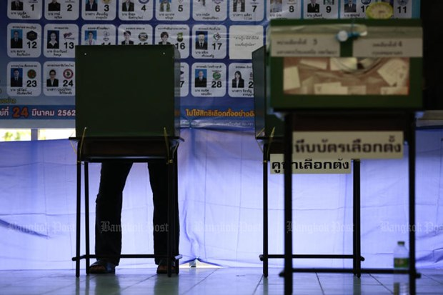 Thailand's provincial elections set for December 20 hinh anh 1