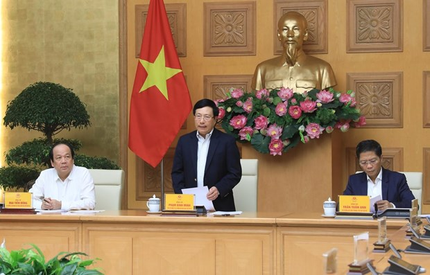 National ASEAN 2020 Committee convenes sixth session hinh anh 1