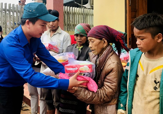 Government provides more rice aid for central provinces hinh anh 1