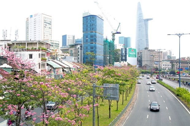 HCM City speeds up sub-projects for smart city development hinh anh 1
