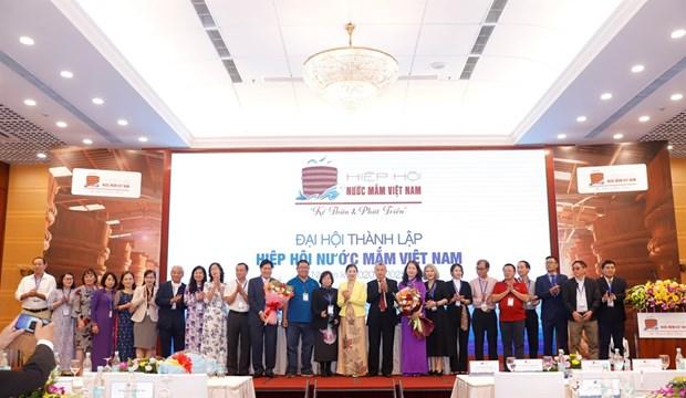 Vietnam Association of Fish Sauce established hinh anh 1