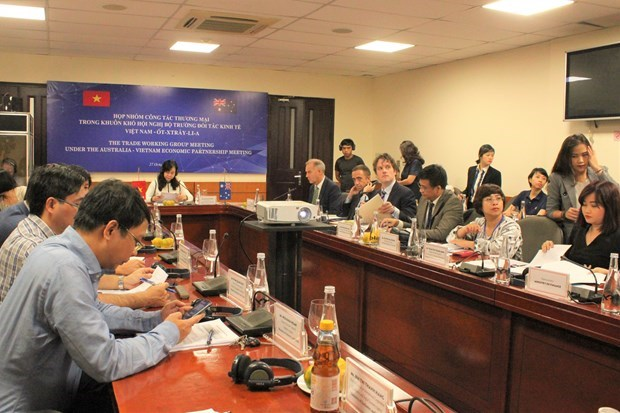 Vietnam, Australia work to boost two-way trade hinh anh 1