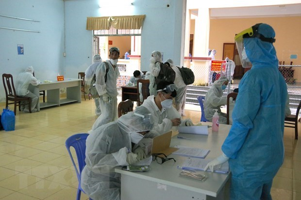 Vietnam reports one new imported cases of COVID-19 on October 28 afternoon hinh anh 1