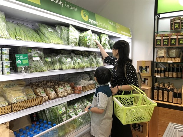 Demand for organic farm produce on the rise in Vietnam hinh anh 1