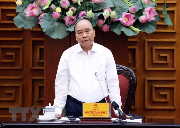 PM: railway system needs to be upgraded hinh anh 1
