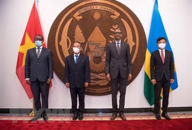 Rwanda looks to boost ties with Vietnam hinh anh 1