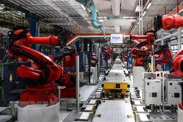 Thailand targets region's electric vehicle manufacturing hub hinh anh 1