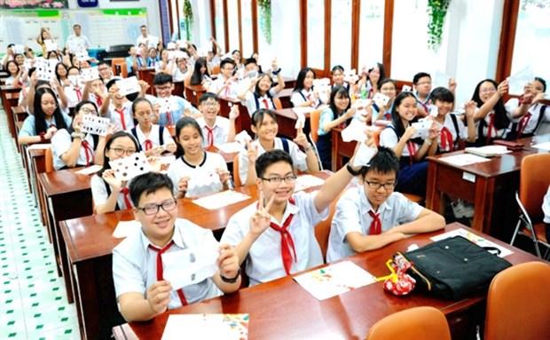 Children must be taught online safety skills: experts hinh anh 1