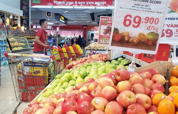 CPI in October creeps up 0.09 percent hinh anh 1