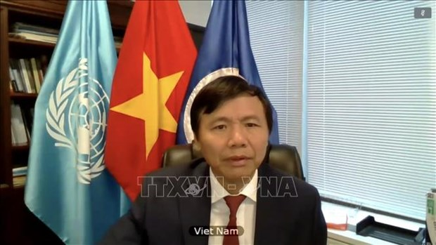 Vietnam highlights role of international law in maintaining peace, security hinh anh 1